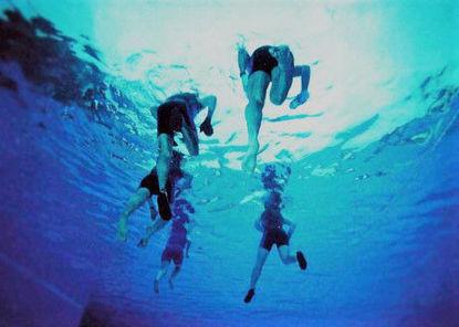 Bild von Fotoshooting Aqua-Fit im Tiefwasser (10.15-11.00 Uhr)